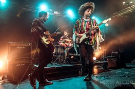 The Pretty Visitors live at Golden Touch Festival, Portsmouth - 29/06/19