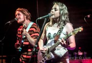 Lauran Hibberd live at Follow The Sun Festival, Portsmouth - 13/07/19