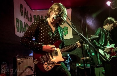 The Howlers supporting Gaygirl live at the Edge of the Wedge, Portsmouth - 20/07/19