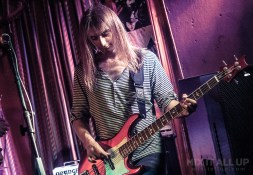 Electric Milk supporting Floodhounds live at The Loft, Portsmouth - 27/07/19