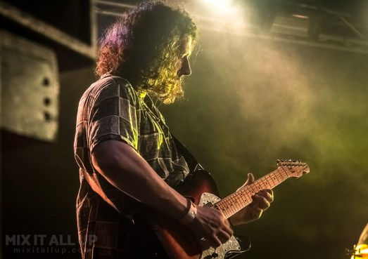 Submariner live at Golden Touch Festival, Portsmouth - 29/06/19