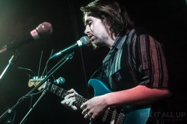 James Laurence supporting Blithe live at the Edge of the Wedge, Portsmouth - 10/08/19