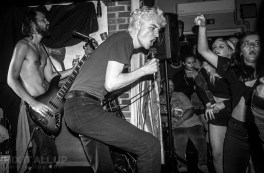 The Dusty Trims featuring DXTA live at The Clarence Tavern, Gosport - 15/08/19