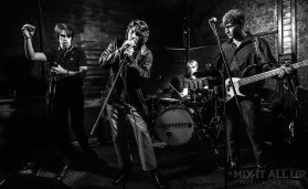 The Stone Birds live at Wedgewood Rooms Unsigned Showcase 2019
