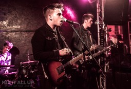 The White Lakes live at the Edge of the Wedge, Portsmouth - 07/09/19