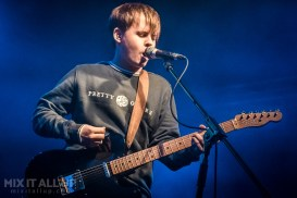 Sidetracked live at the Wedgewood Rooms Unsigned Showcase Finals 2019