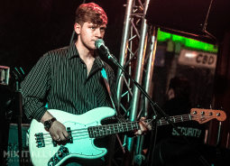 The Stone Birds supporting YOWL live at the Edge of the Wedge, Portsmouth - 26/09/19