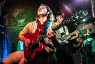 Happy2000 supporting Yowl live at the Edge of the Wedge, Portsmouth - 26/09/19