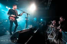 Mantras supporting Paradise Club live at the Wedgewood Rooms, Portsmouth - 18/10/19
