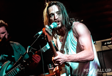 Colour of the Jungle supporting Himalayas live at the Edge of the Wedge, Portsmouth – 12/11/19 - Mix It All Up