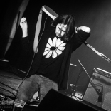 Dad Hair supporting Slug Money live at Portsmouth Guildhall Studios - 04/01/20