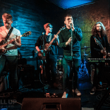 The Zodiacs live at the Edge of the Wedge, Portsmouth - 12/03/20