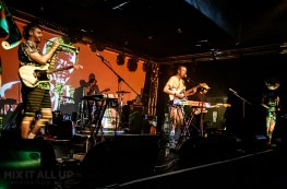 Sad Palace live at Psyched Fest, Portsmouth - 2021