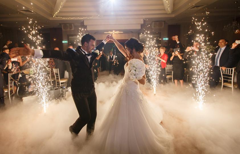 wedding dj services