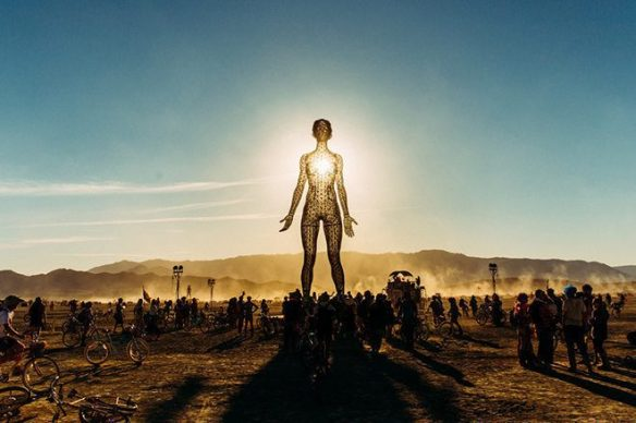 "Burning Man to take place beneath ""Truman Show-esque dome"""