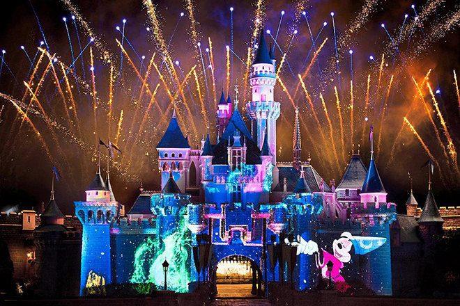 Disneyland Paris Is Hosting An Electronic Music Festival
