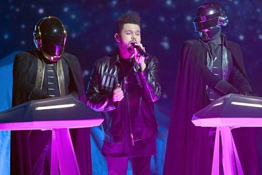 The internet's furious because Daft Punk didn't play the ...