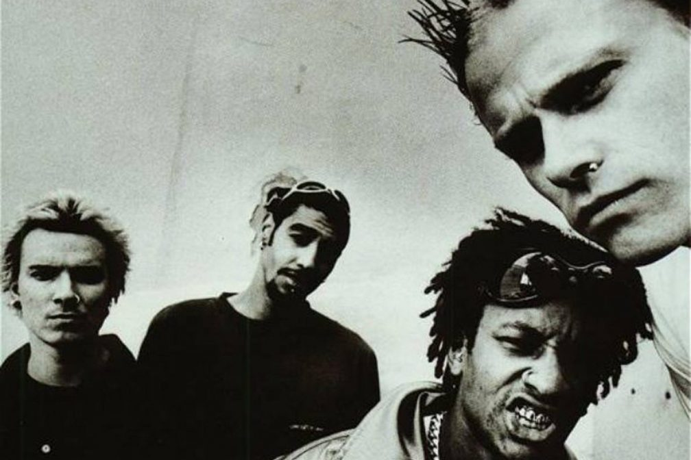 10 Iconic The Prodigy Moments  Lists Mixmag