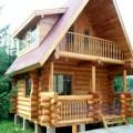 Veja algumas fotos de casas de madeira