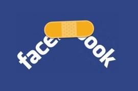 facebook arreglar