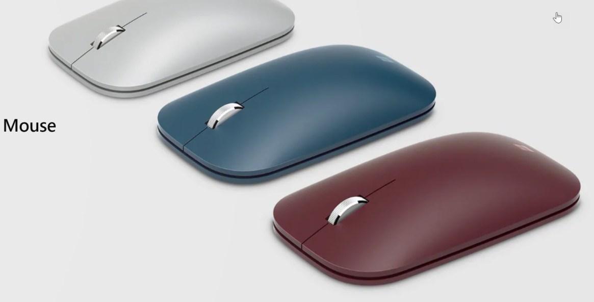 ratón surface go