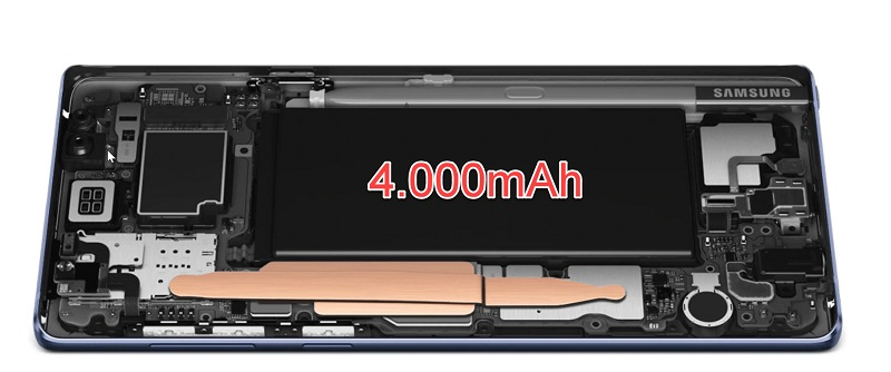 batería note9
