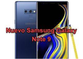 edit Samsung Galaxy Note9