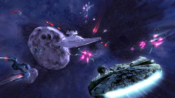 Battlefront Star Wars Battles