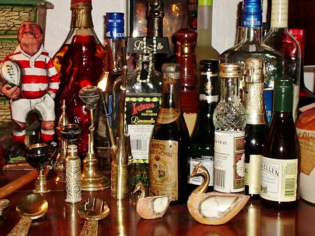 Cocktail How To Liquor or Liqueur  MixnSipcom