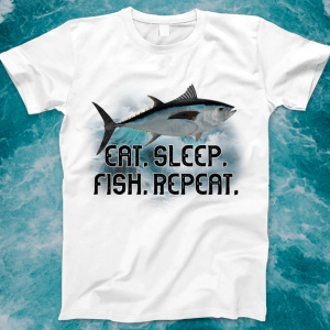 Eat Fish Everyday T-Shirt