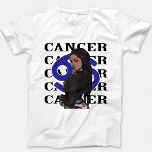 cancer adult t-shirt