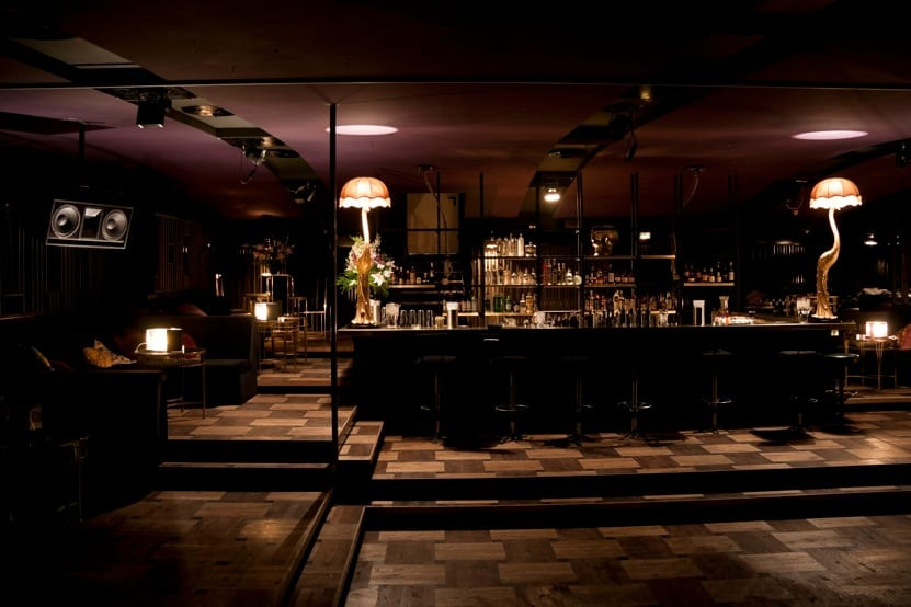 Die Drayton Bar in Berlin Cookies Cream und Cocktails  Mixology
