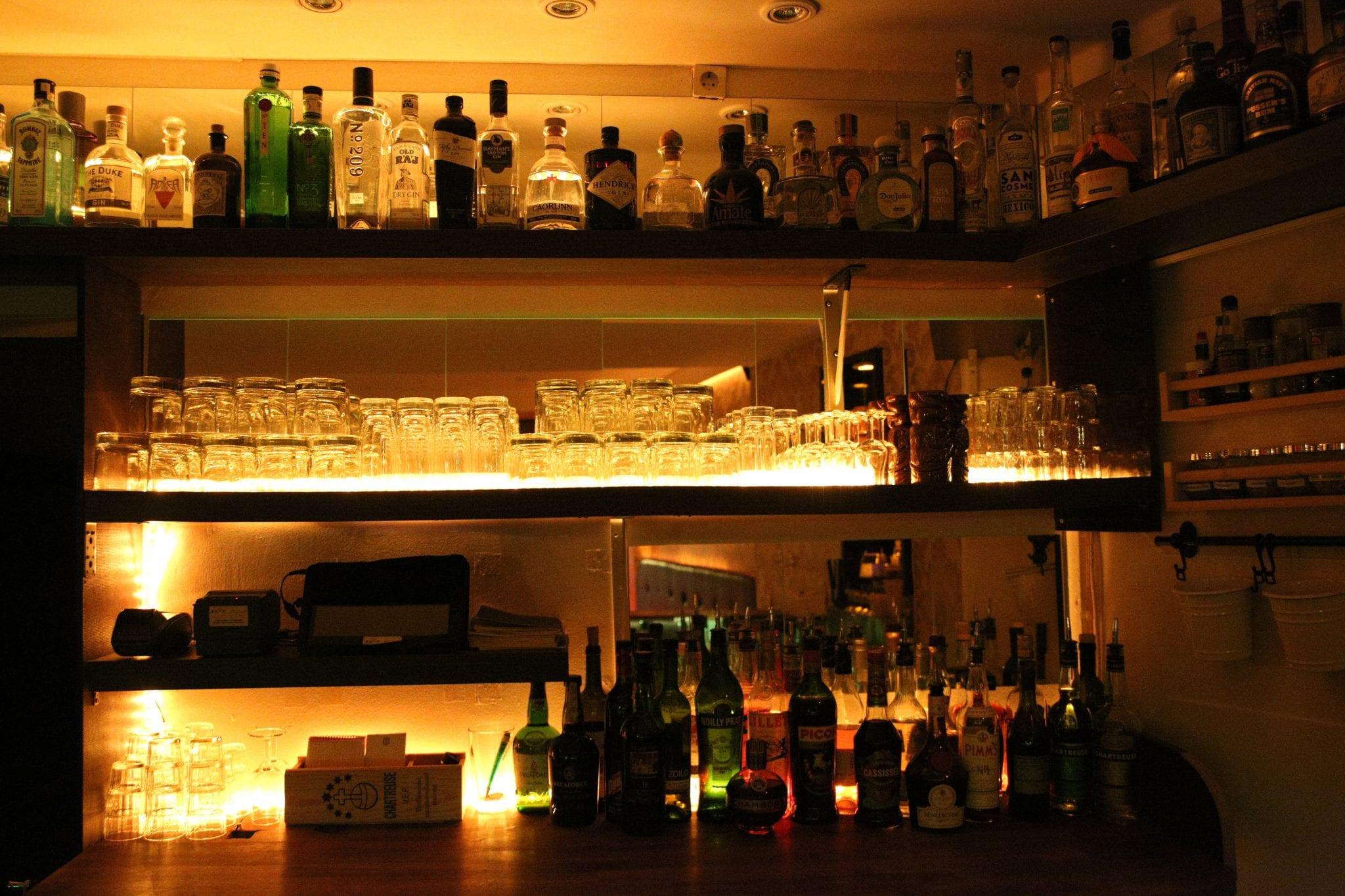 Die Vintage Bar Nrnberg Kleinod in der Altstadt  Mixology
