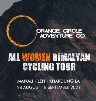 India's first-ever 'All Women Himalayan Cycling Tour' by Backpacker XP