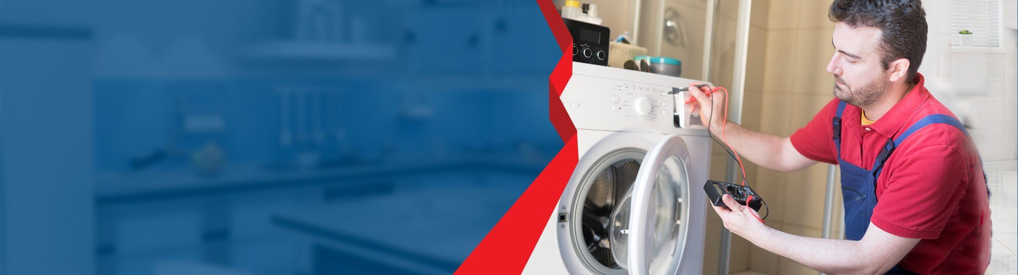 Our professional staff do washing machine diagnostic in London!