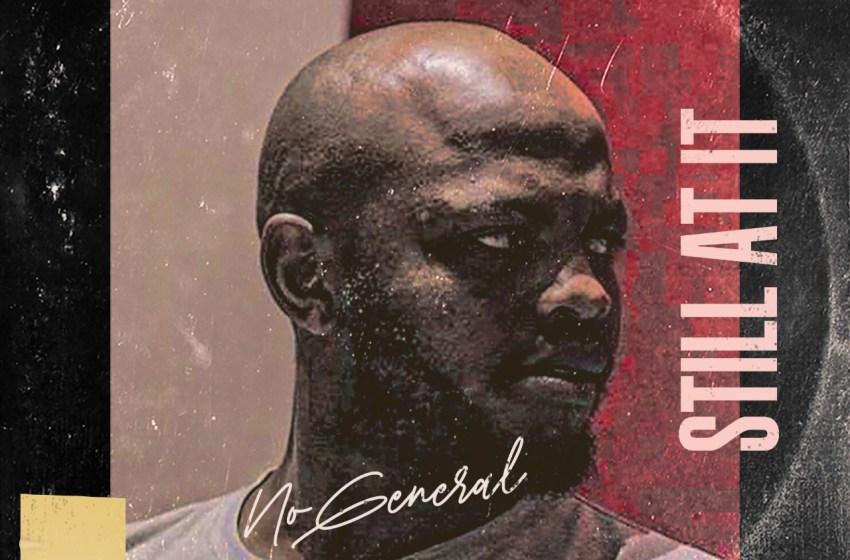 No_General – Still At It: beattape (Instrumental Mixtape)
