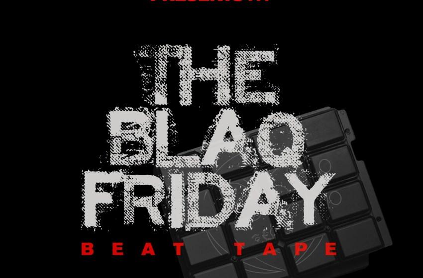TheBlaqLife – TheBlaqFriday: Beat Tape (Instrumental Mixtape)