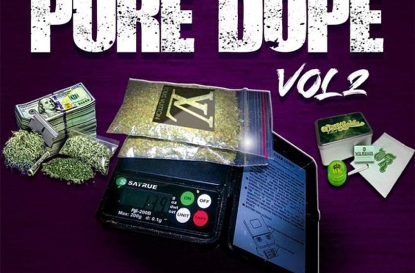 Big-D Beats Productions – Pure Dope Vol. 2: Beat-Tape (Instrumental Mixtape)