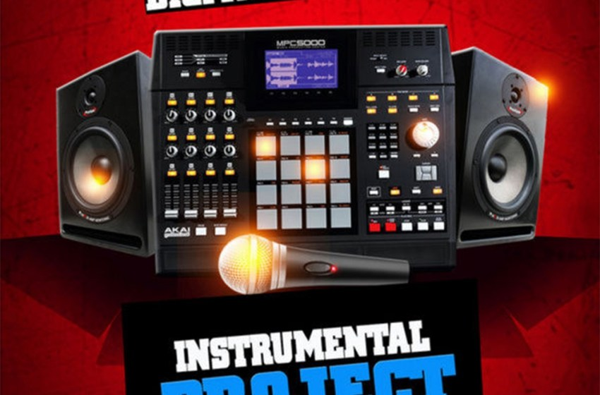 Digital Trackz – The Instrumental Project Volume 2 (Instrumental Mixtape)