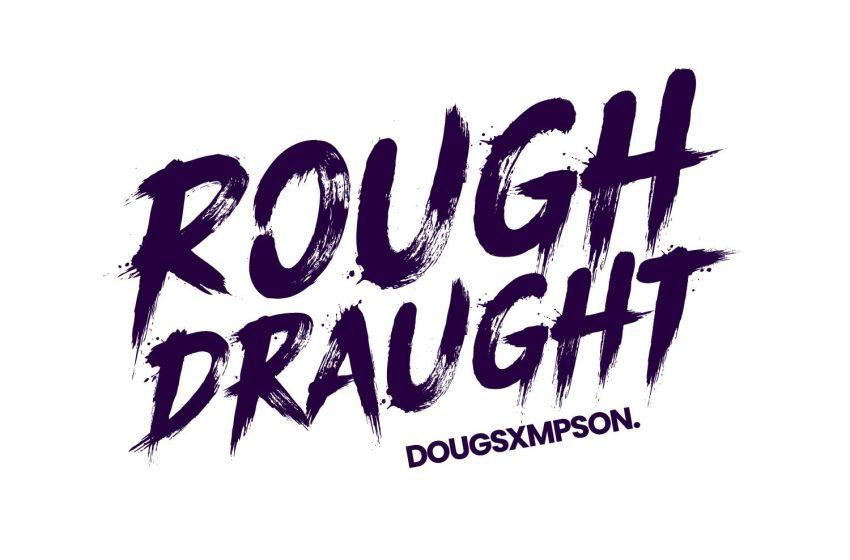 DOUGSXMPSON. – Rough Draught: The Instrumentals (Instrumental Mixtape)