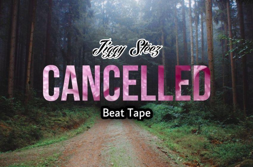 Jiggy Steez – Cancelled: Beat Tape (Instrumental Mixtape)