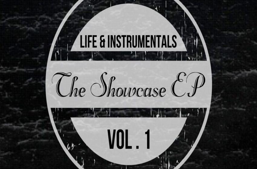 Lon Draper – Life & Instrumentals Vol.1: The Showcase EP (Instrumental Mixtape)