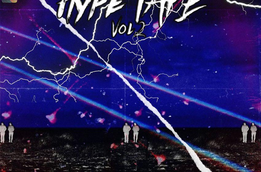 BeatzByNC – HYPE TAPE VOL. 2 (Instrumental Mixtape)