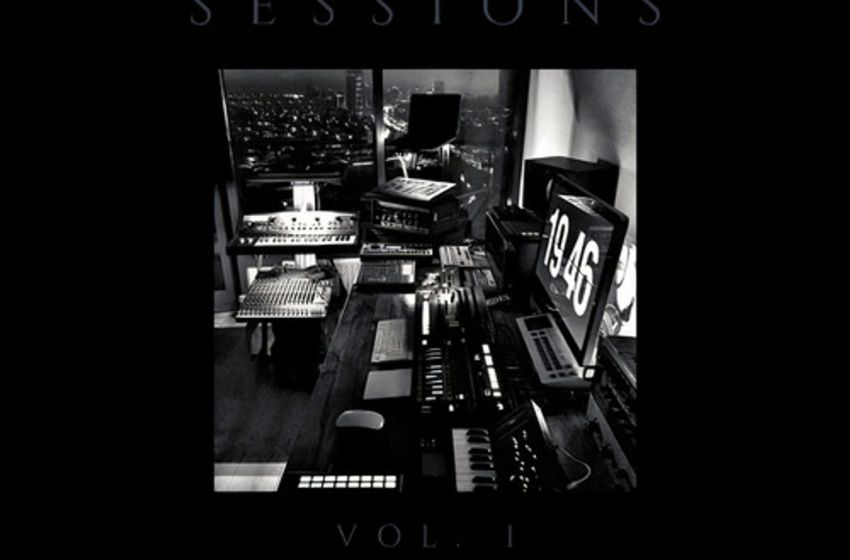 Curtis Wandaz – Curtis Sessions, Vol. 1 (Instrumental Mixtape)