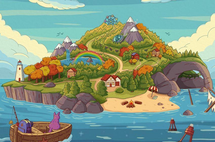Purrple Cat – Adventure Island (Instrumental Mixtape)