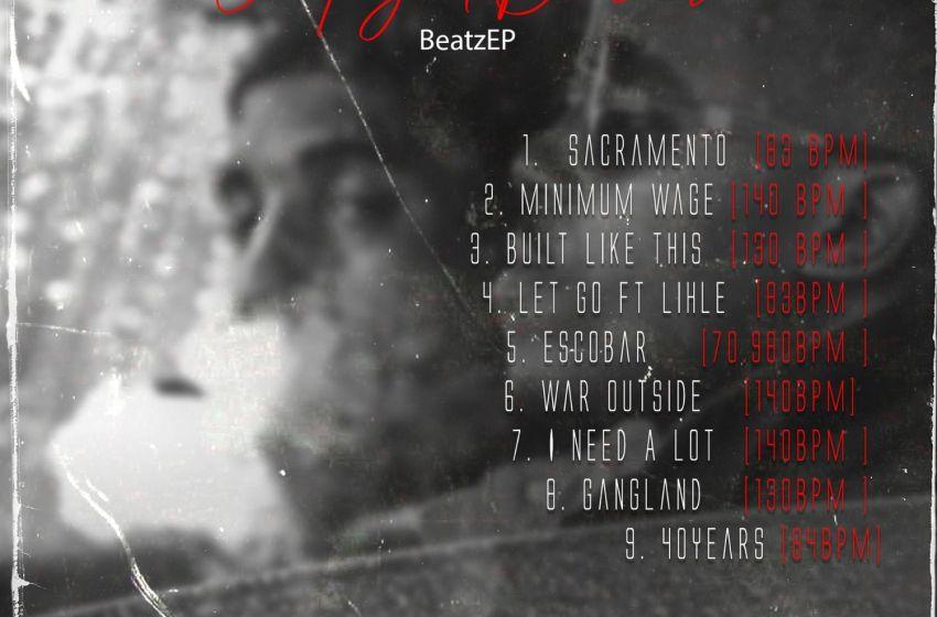 UnknownBeatz – Courtesy of Durban: COD Beatz EP (Instrumental Mixtape)