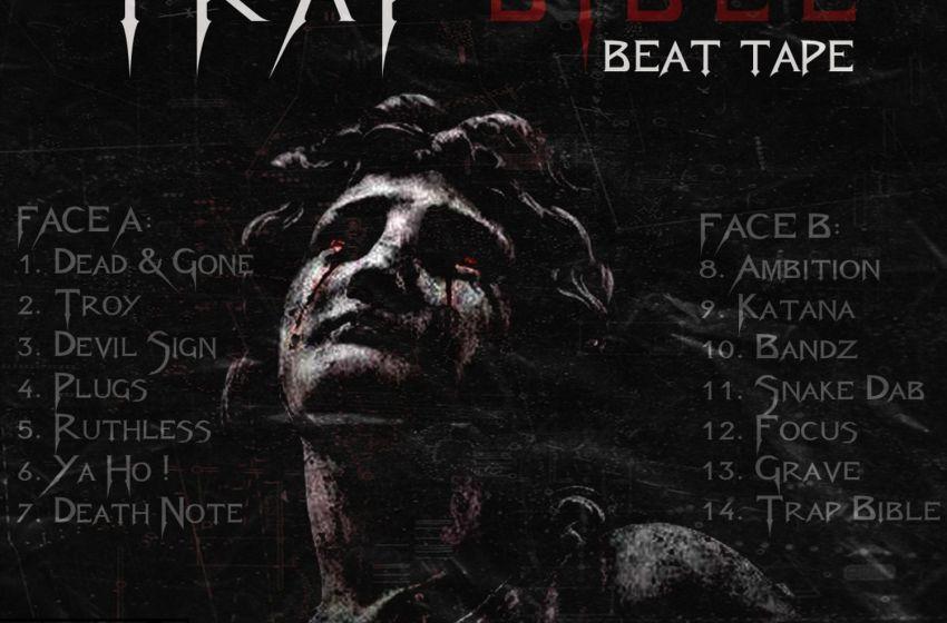 Chronix – Trap Bible (Instrumental Mixtape)