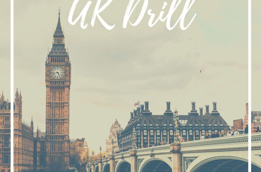 Prodbylouisbeatz – UK Drill Essentials (Instrumental Mixtape)