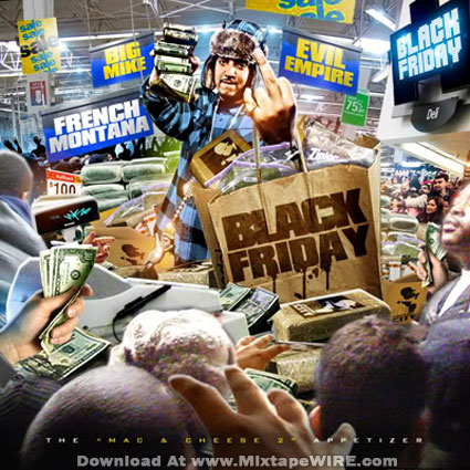 French Montana – Black Friday 2010 Mixtape By Big Mike ...