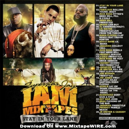 Superstar Jay - I Am Mixtapes 85 Mixtape Download